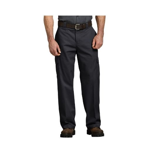 Dickies Flex Relaxed Fit Cargo Pant in Black