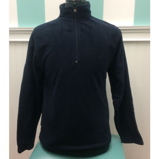 Saint John the Baptist 1/4 Zip Fleece Pullover